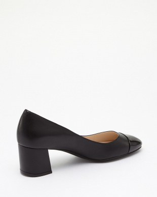 BLACK LEATHER/PATENT  DAWNA GRAND PUMP 55MM II見る