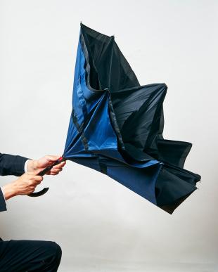 ブラックレッド(BKRD)  2重傘 circus(サーカス) 晴雨兼用見る