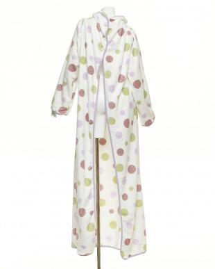 ラベンダー  Le midi 着る毛布見る