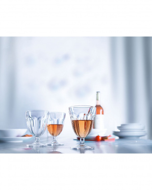 ロマン ワイングラス 210mL 4個セット見る