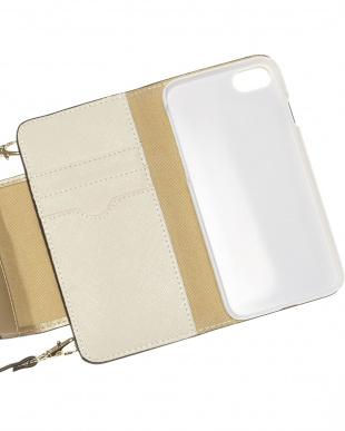 ホワイト  iphone7対応ケース見る