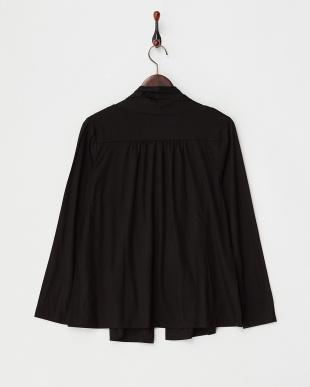 ブラック  トッパー羽織り見る