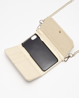 White  EmbroideryIphonecase 6/6s/7/8見る