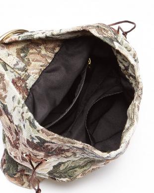 Bordeaux  巾着バッグ見る