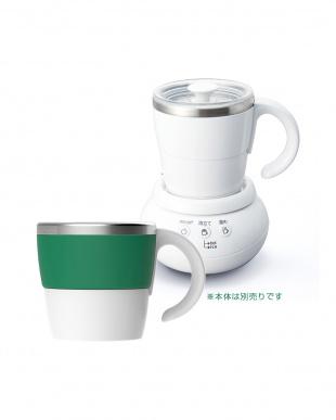 ネイチャーグリーン  ミルクカップフォーマー専用カップ見る
