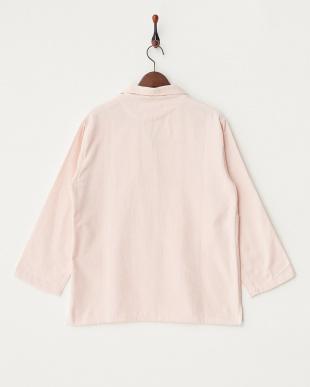 ピンク 超極薄タオルパジャマ見る