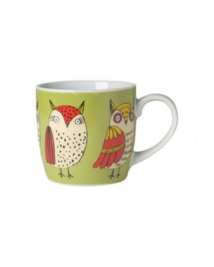 Wise Owl  マグカップ2個セット見る
