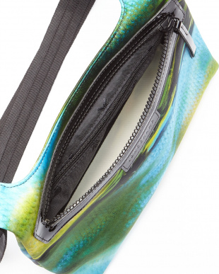 BLUE  Le Pliage Neo Fantaisie ZIPクロスボディバッグ見る