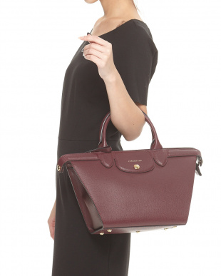 BORDEAUX  Le Pliage Heritage 台形2WAYバッグ M見る