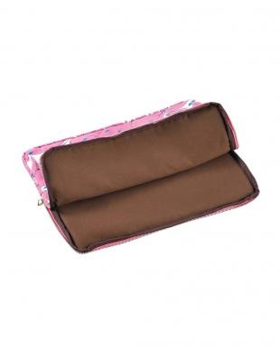 yell ピンク  A4サイズ バッグインバッグ見る