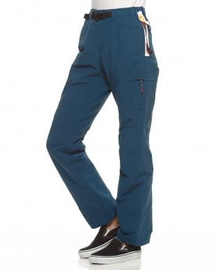 インディゴ  保温裏地付きウォームパンツ(Flex Warm Pants)見る