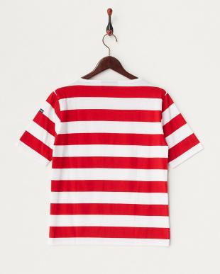 レッド SJ_PIRIAC S/S WIDE Tシャツ見る