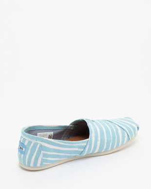 Pale Blue Painted Stripe CLASSIC見る