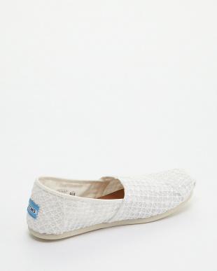 White Crochet Lace CLASSIC見る