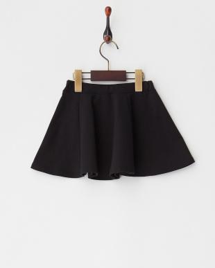 ブラック ポンチミニスカート|GIRL見る