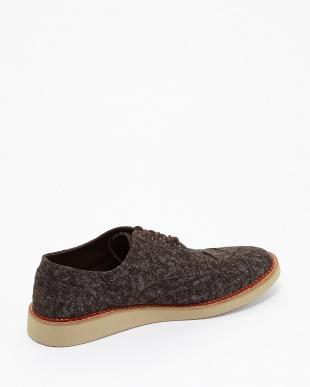 Brown Marled Textile BROGUE見る