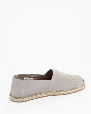 Drizzle Grey Suede/Blanket Stitch CLASSIC見る