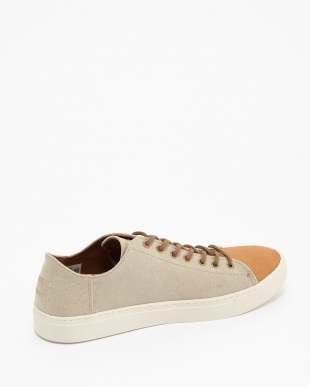 Desert Taupe Washed Canvas/Leather Toe LENOX見る