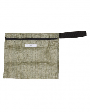 OLIVE POUCH 30×35SP見る