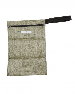 OLIVE POUCH 38×25SP見る