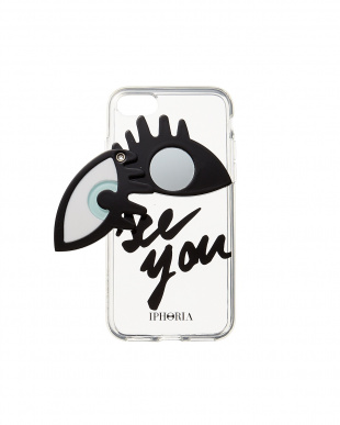 クリア Miroir au Portable See You iPhone7ケース見る