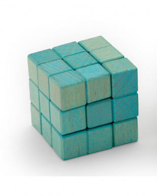 ひらめきキューブ4色セット(ブルー・ピンク・グリーン・イエロー)見る