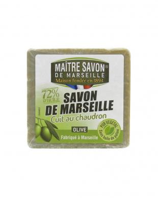 サボン・ド・マルセイユ オリーブ 300g×2個見る