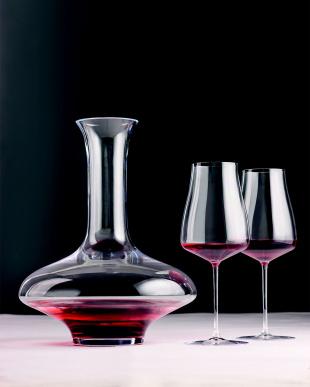 WINE CLASSICS 赤ワイングラスペアセット(シラー)見る