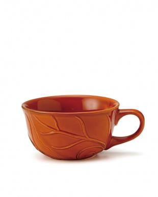 Potte Leaf スープカップ 3色セット見る