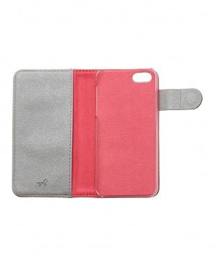 シルバー・ピンク ラメ iPhone5・5S・SE対応ケース PEDIR見る