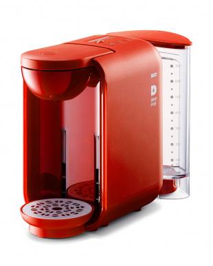 レッド  2WAYドリップコーヒーマシン UCCドリップポッドDP2見る