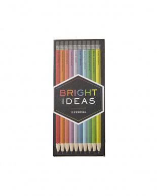 ブライトアイデア 鉛筆10本セット見る