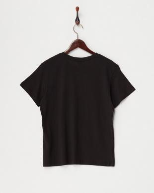BLACK アーカイブロゴ Tシャツ見る