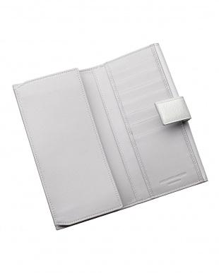 ホワイト Insignia Flap Continental Wallet見る