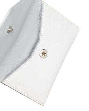 ホワイト Insignia Envelope Card Holder見る