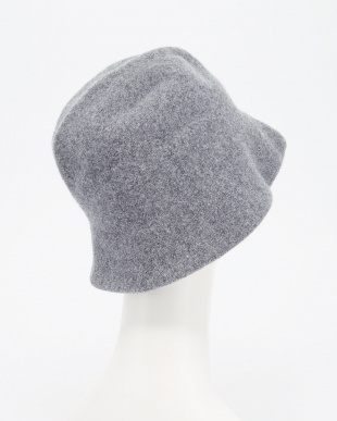 GREY MIX  KOPKA Wool Hat見る