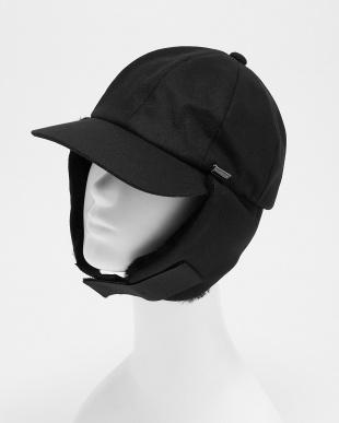 BLACK マニエラFLIGHT CAP見る