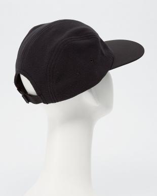 BLACK O.POLARTEC CAP見る