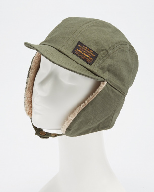 OLIVE/OD  ALPHA:EarFlap CP見る