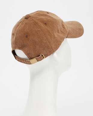 BROWN  B:P/DYE 6PNL CAP見る
