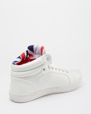 White/Tricolor  MANCHESTER UK スニーカー見る