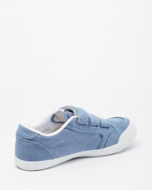 Blue/White  INOMER V DENIM スニーカー見る