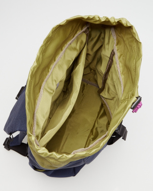 NAVY  SUTTON All-Day Ruckpack見る