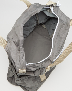 LIGHT GRAY  MACON 19L Packable Tote Bag見る