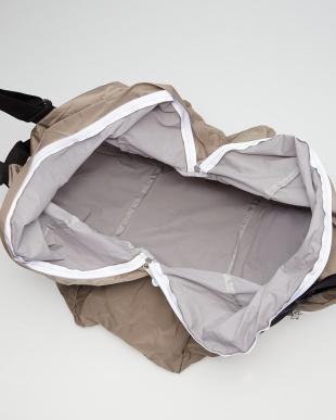 BROWN  HALI 35L Packable Boston Bag見る