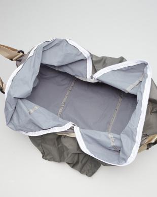 LIGHT GRAY  HALI 35L Packable Boston Bag見る