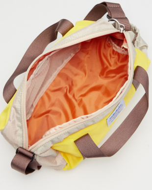 GRAY/YELLOW  VALO Mini Boston Bag見る
