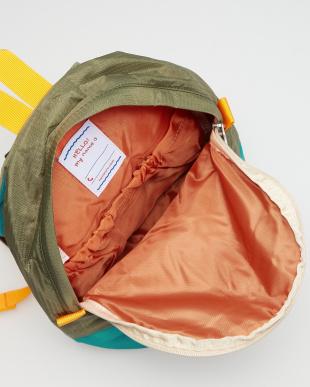 OLIVE/LAKE GREEN  PILI All-day Backpack見る