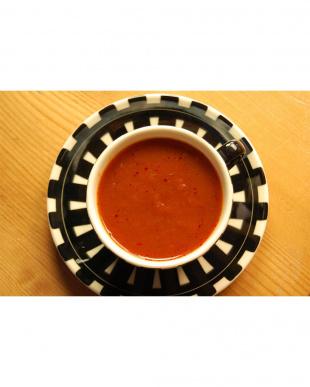 思いっきりピュアでフルーティーなとまらないトマトスープ見る