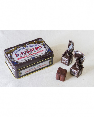 トリュフチョコレート カカオミニ缶見る